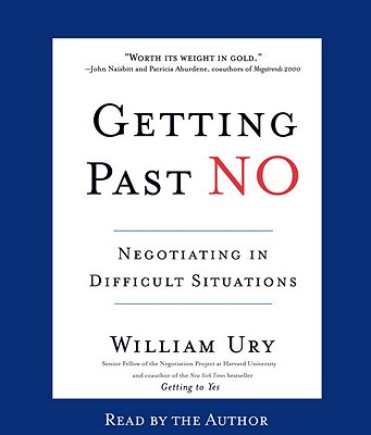 [CD] Getting Past No By Ury, William